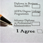 PROFESSIONAL DIPLOMAS AND DEGREE LINKAGE PROGRAMMES